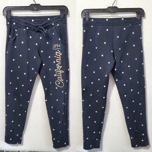 Old Navy Girls Polka Dot Sweatpants